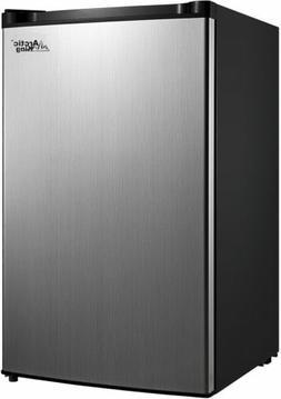 0One Door Mini Fridge 4.4 Cu Ft Small Refrigerator Separate