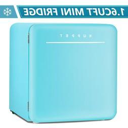 1.6 Cu Ft Compact Mini Fridge Freezer Upright Refrigerator S