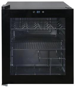 Avanti 1.6 cu. ft. Wine Beverage Cooler Fridge Refrigerator