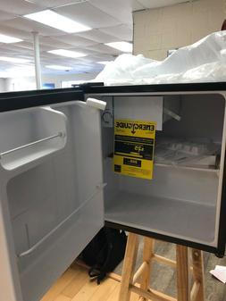 Haier 1.7 cu. ft. Black Compact Refrigerator