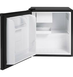 Haier 1.7 Cu Ft Single Door Compact Refrigerator QHE02GGMBB,
