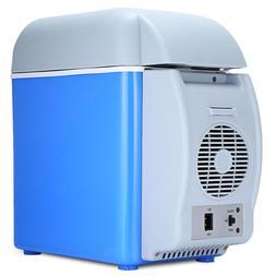 12V 7.5L <font><b>Mini</b></font> Portable Car Refrigerator