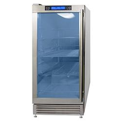 "14.5"" Outdoor Built-In Beverage Center Fridge Cooler 3cf M"