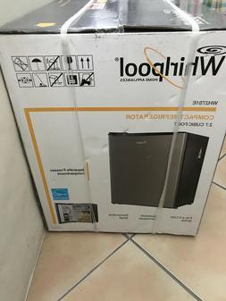 2.7 cubic foot Mini Whirlpool refrigerator new in box