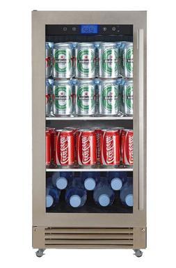 Avanti 2.9 Cu. Ft. Outdoor Fridge Refrigerator with LED Inte