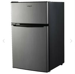 Whirlpool 3.1-Cu.-Ft. Compact Refrigerator and Freezer - Sta