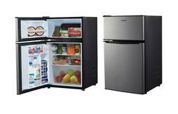 Whirlpool 3.1 cu ft Defrost Compact Mini Refrigerator Freeze
