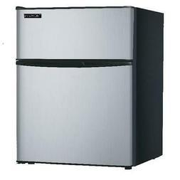 3.2 Cu Ft Two Door Mini Fridge with Freezer RFR834 Multiple
