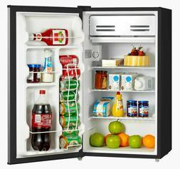 3.3 Cu Ft Mini Fridge Small Refrigerator Freezer Compact Coo