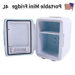 4L Portable Mini Fridge Freezer Cooler Travel Camping Car Re