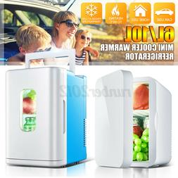 6L Electric Cooler Warmer Car Home Mini Fridge Portable Ther