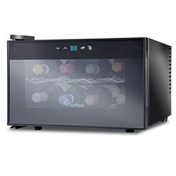Ivation 8 Bottle Countertop Thermoelectric Wine Cooler/Chill