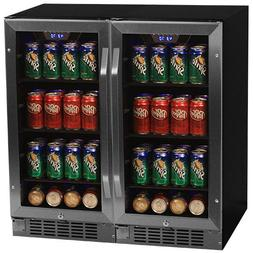 Sunpentown 92 Can Entertainment Party Club Beverage Cooler C