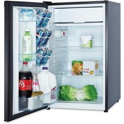 Avanti - 4.4 Cu. Ft. Compact Refrigerator - Black