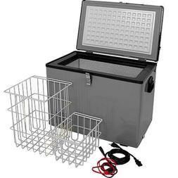EdgeStar FP630 Portable Refrigerator or Freezer - 63 Qt. AC/