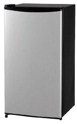 Equator - 3.3 Cu. Ft. Compact Refrigerator - Black