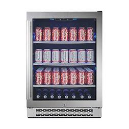 Avallon ABR241SGLH 24 Inch Wide Beverage Center with Left Sw