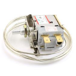 SODIAL AC 250V 6A 2 Pin Terminals Freezer Refrigerator Therm