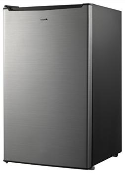 Amana AMA35S1 Compact Single Door Refrigerator, 3.5 cu. ft,