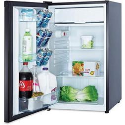 Avanti RM4436SS 4.4 cu ft. Undercounter Refrigerator, Black