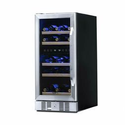 Newair Awr-290Db Wine Cooler 29 Bottle Stainless Steel