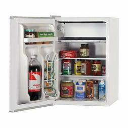 BLACK+DECKER BCRK25W 2.5 Cu. Ft. Energy Star Refrigerator wi