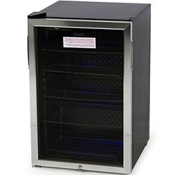 Della Beverage Center Cool Built-In Cooler Mini Refrigerator