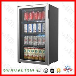 beverage refrigerator and cooler 120 can mini