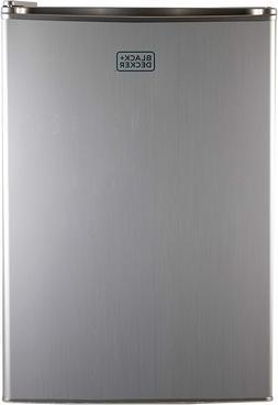 BLACK+DECKER 2.5 Cu. Ft. Energy Star Refrigerator with Freez