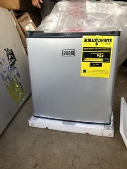 BLACK+DECKER Compact Refrigerator BCRK17W 1.7 Cu. Ft