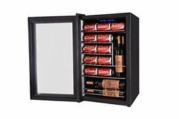 Brand New RCA RMIS2434 Freestanding Beverage Center and Wine