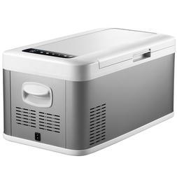 Car Refrigerator 12V Freezer Portable Mini Fridge 19 Quart C