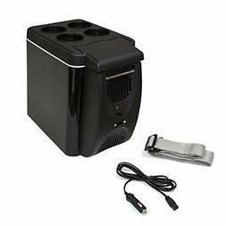 ALEKO CARFR6BK Portable Electric Car Refrigerator Travel 6 L