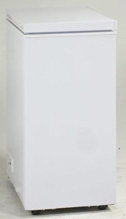 Avanti CF24Q0W 2.5 Cu. Ft. Manual Defrost Chest Freezer