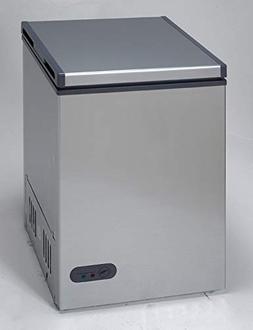 Avanti CF35B2P 3.5CF Chest Freezer Platinum