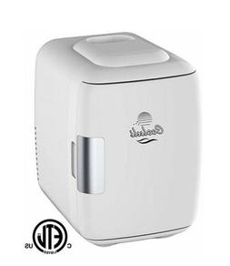 Cooluli Mini Fridge Electric Cooler and Warmer : AC/DC Porta