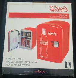 Coca-Cola Classic Thermoelectric Cooler By Koolatron - Mini