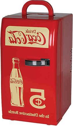Coca-Cola Retro Fridge
