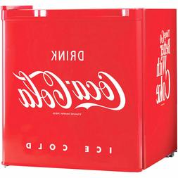 Nostalgia Electrics Coca-Cola Series CRF170COKE 20.4-inch Mi