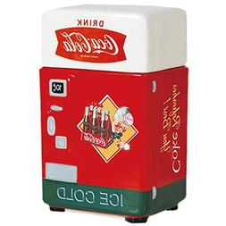Westland Giftware Coca-Cola Vending Machine Canister, 8-Inch