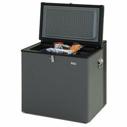 Smeta Compact Absorption Refrigerator Mini Chest Freezer 2.5