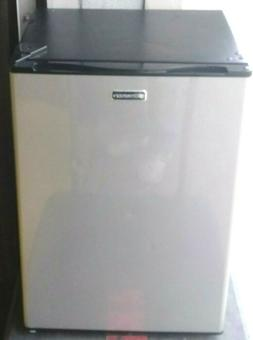 Compact Emerson Refrigerator Stainless Steel Mini Freezer fo