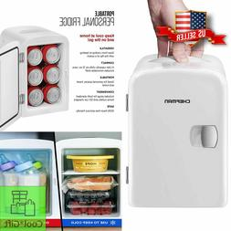 Compact Fridge Refrigerator Cooler Warmer 12V Portable Small