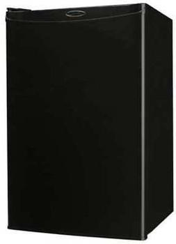 DANBY DAR044A4BDD Compact Refrigerator, 4.4 cu ft, Black