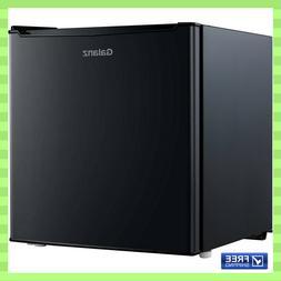 Compact Single Door Freezer Mini Fridge Refrigerator Black 1