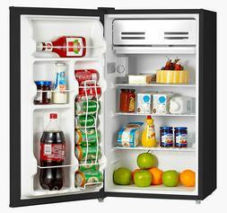 Emerson CR330BE 3.3 Cubic Foot Compact Single Door Refrigera