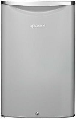 Danby 4.4 cu. ft Mini Compact Refrigerator Pearl Metallic Wh
