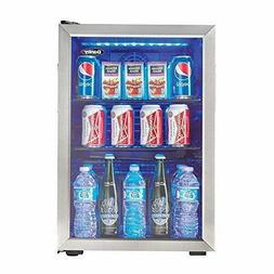Danby DBC026A1BSSDB 2.6 cu. ft. Beverage Center, Black