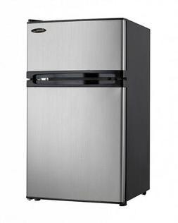 Danby Designer 3.1 cu. ft. 2-Door Compact Mini Refrigerator