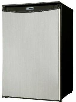 Danby DAR044A4BSLDD-6 4.4 Cubic Feet Compact Mini Refrigerat